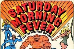 vintage Saturday morning cartoons