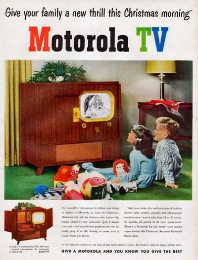 vintage-ad-1950-motorola-color-tv-christmas