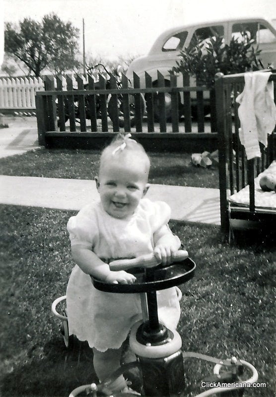 Vintage Baby Gear From The 1940s Click Americana