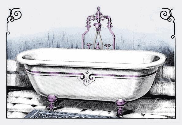 The Bath As An Aid To Beauty 1899 Click Americana
