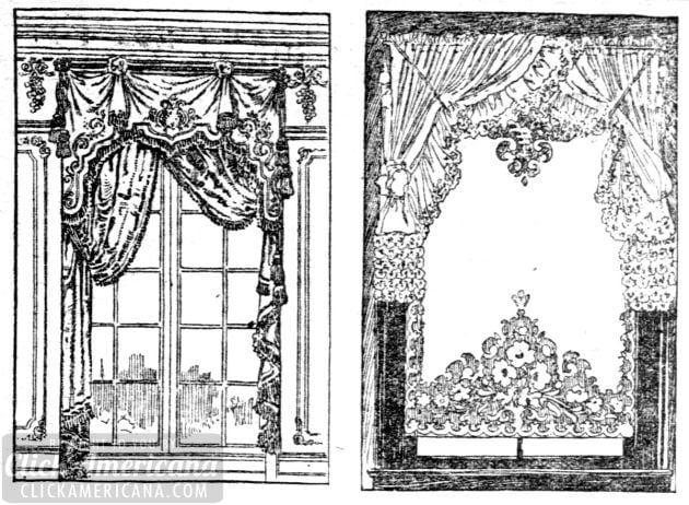 Sensible summer curtains (1902)