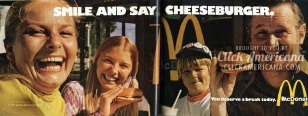 You Deserve A Break Today Mcdonald S 1972 1973 Click