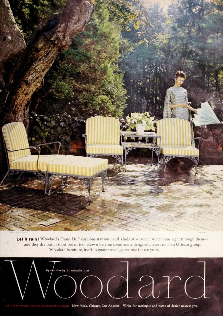 vintage patio furniture from the 60s (2)
