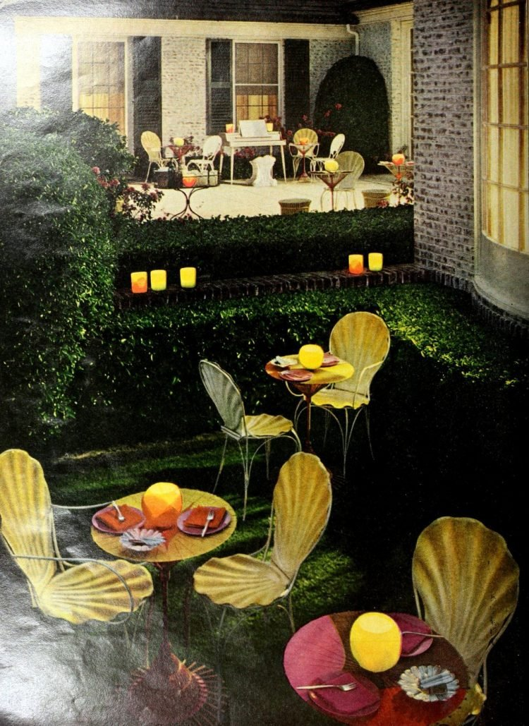 vintage patio furniture from the 60s (3)
