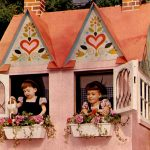 vintage playhouse design 1960s