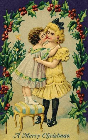 4 Christmas desserts for the children (1913)