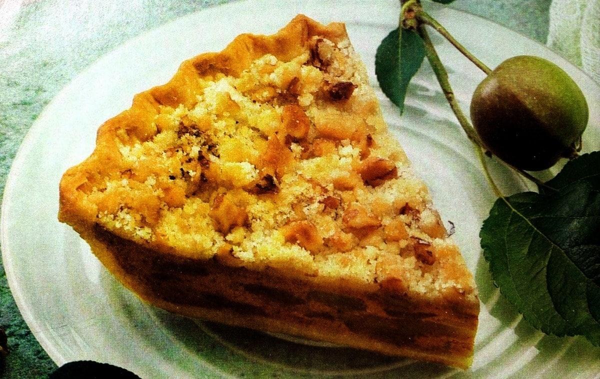 Pumpkin Dutch Apple Pie Recipe 1994