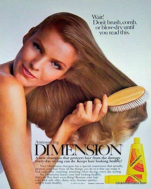 Dimension Shampoo