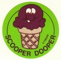 vintage-smelly-stickers-trend-chocolate-ice-cream