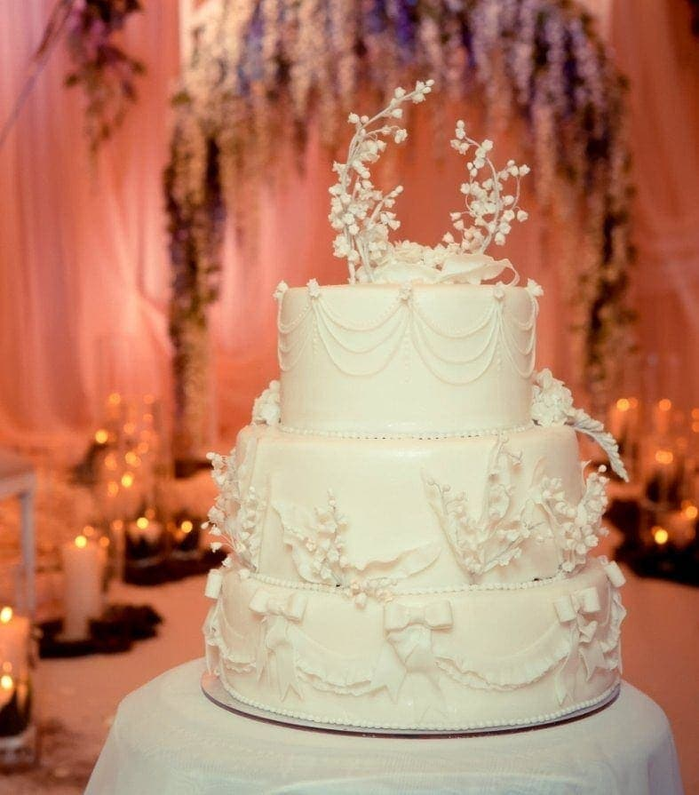 Sweet Vintage Wedding Cake Customs From 100 Years Ago Click