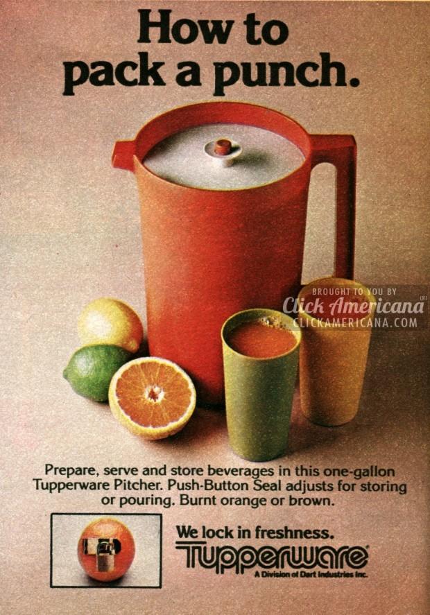 Vintage tupperware dating
