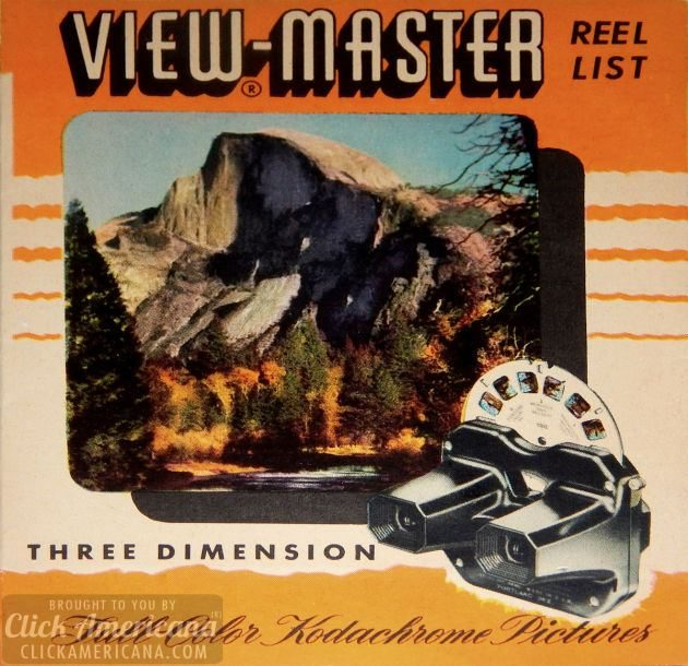 View Master Vintage 104