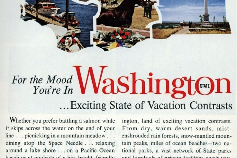 For the mood you're in: Washington state (1965)