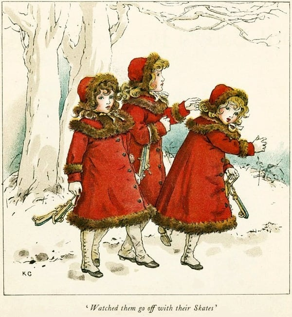 Ice skating: A sport, a skill, an art (1910)