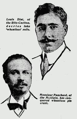 Wheatless recipes (1918)
