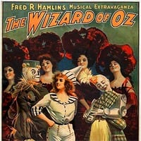 "How ""The Wizard of Oz"" found the stage (1909)"