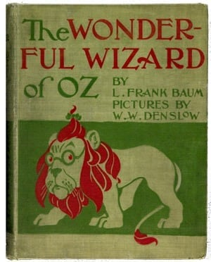 The Wonderful Wizard of Oz book review (1900)