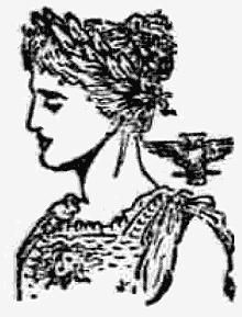 The New Year Menu (1891)