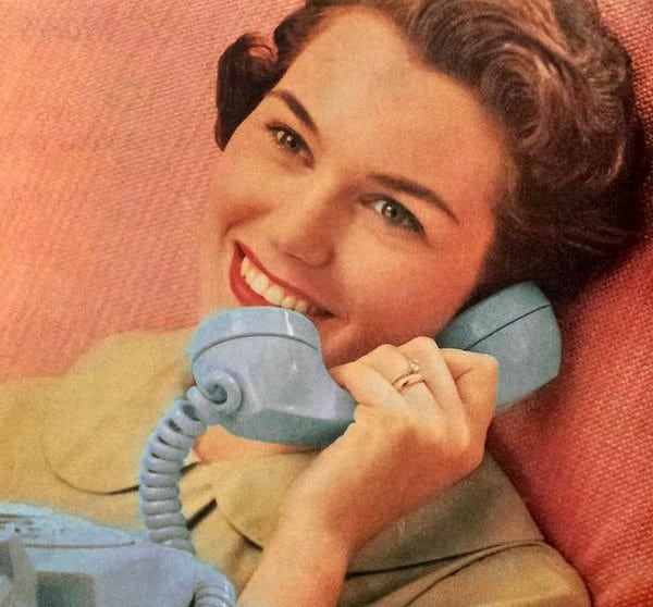 How To Use Your Dial Telephone 1957 Click Americana