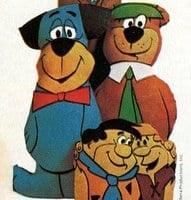 Make Scooby Doo & Flintstones cartoon pillows (1978)