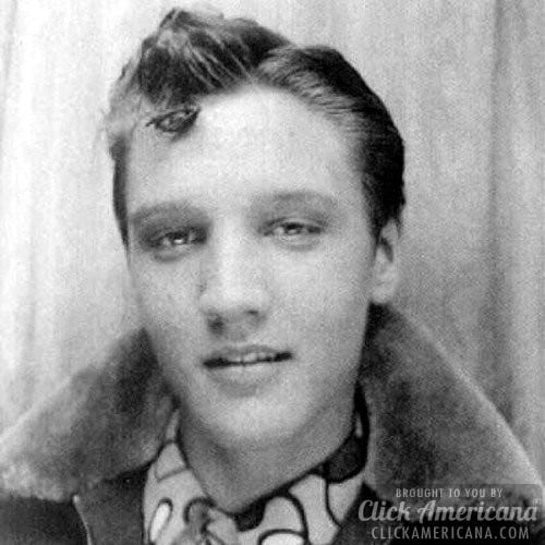 Young Elvis: Elvis Presley as a child & teenager